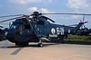 "MM81113 (6-28) Agusta SH-3H ""Italian Navy"" c/n 6047 Pratica di Mare/LIRE 24-05-98 (35mm slide)"