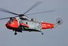 "ZA130 (19) Westland WS361 HU.5 SAR Sea King ""Royal Navy"" c/n WA891 Prestwick/EGPK/PIK 06-09-14"