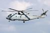 """ZH828 AgustaWestland EH.101 Merlin HM.2 """"Royal Navy"""" c/n 50040 Prestwick/EGPK/PIK 06-09-14"""