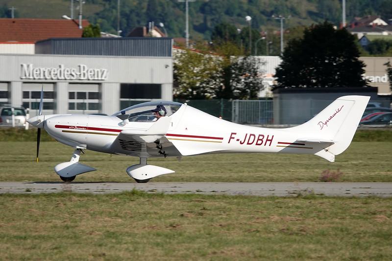 67-CBS (F-JDBH) Aerospool WT-9 Dynamic c/n unknown Pontarlier/LFSP 21-09-19