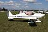 F-PZAM Dyn'Aero MCR-01 Banbi c/n 193 Pontarlier/LFSP 21-09-19