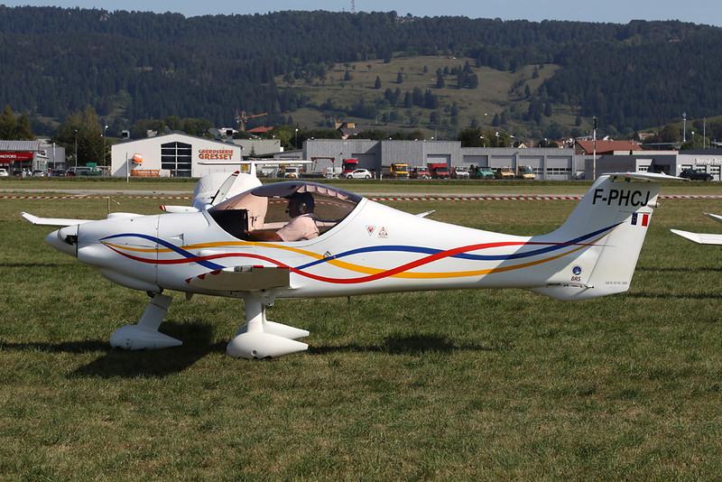 F-PHCJ Dyn'Aero MCR-01 Banbi c/n 382 Pontarlier/LFSP 21-09-19