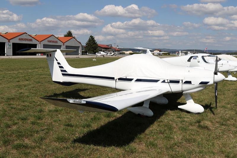 21-AHB (F-JJDV) Dyn'Aero MCR-01 Banbi c/n 145bis Pontarlier/LFSP 21-09-19