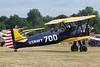 N5323N (700) Boeing Stearman Kaydet PT-13D c/n 75-5809 Schaffen-Diest/EBDT 16-08-15