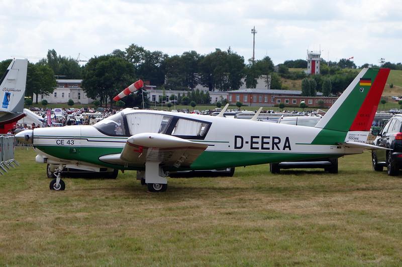 D-EERA CERVA CE.43 Guepard c/n 467 Schaffen-Diest/EBDT 16-08-15