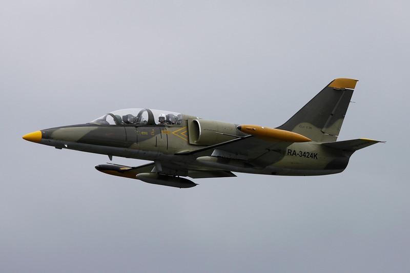 RA-3424K Aero Vodochody L-39ZO Albatros c/n 232302 Spangdahlem/ETAD/SPM 30-07-11