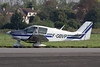 F-GBVP Robin DR.400-120A Petit Prince c/n 1407 St.Cyr l'Ecole/LFPZ 10-10-10