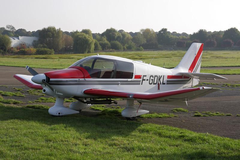F-GDKL Robin DR.400-160 Major c/n 1613 St.Cyr l'Ecole/LFPZ 10-10-10