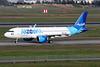 """F-WWBC Airbus A320-251N c/n 10488 Toulouse-Blagnac/LFBO/TLS 16-02-21 """"Jazeera Airways"""""""