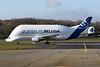 "F-GSTD (4) Airbus A300B4-608ST ""Airbus Transport International"" c/n 776 Toulouse-Blagnac/LFBO/TLS 03-02-21"