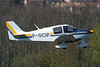 F-GCIP Robin DR.400-120 Petit Prince c/n 1458 Toulouse-Lasbordes/LFCL 20-03-21