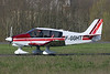 F-GGHT Robin DR.400-180 Regent c/n 1846 Toulouse-Lasbordes/LFCL 21-03-21