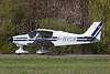 F-BVCK Robin DR.400-180 Regent c/n 912 Toulouse-Lasbordes/LFCL 30-03-21