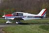 F-GGXU Robin DR.400-100 Cadet c/n 1909 Toulouse-Lasbordes/LFCL 20-03-21