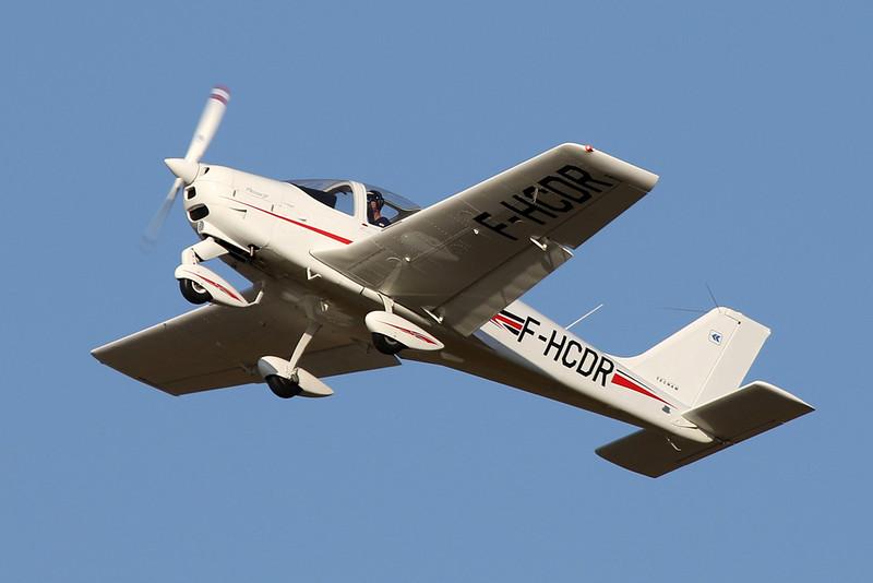 F-HCDR Tecnam P.2002-JF Sierra c/n 318 Blois/LFOQ/XBQ 01-09-18