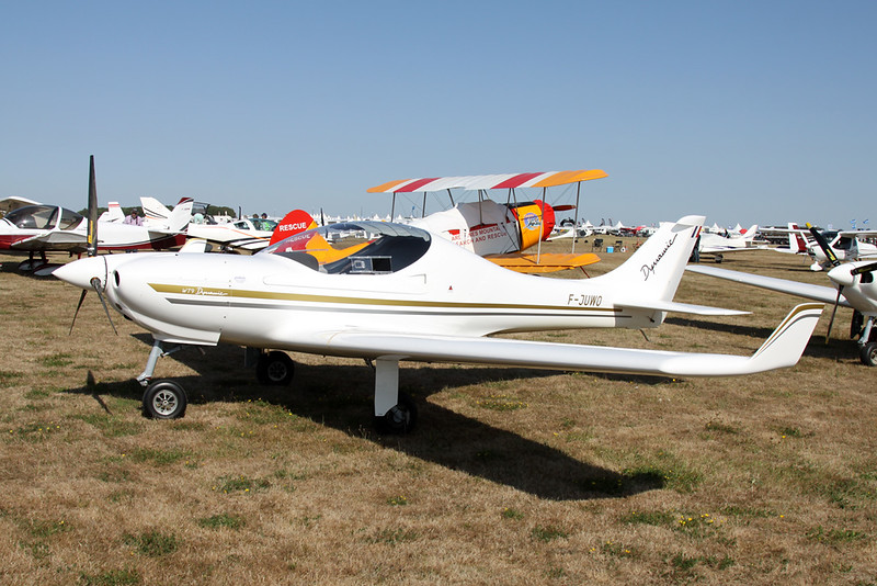 60-WH (F-JUWO) Aerospool WT-9 Dynamic c/n DY476/2013 Blois/LFOQ/XBQ 02-09-18