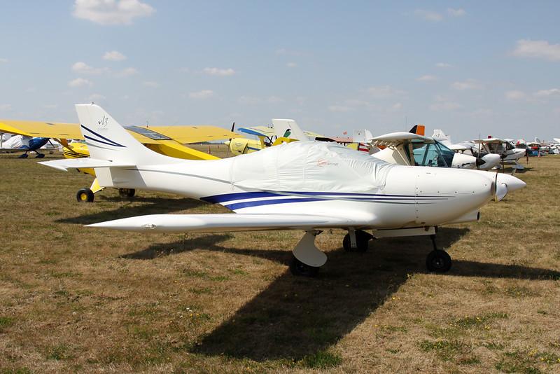 85-AMK Vanessa Air VL-3 Evolution c/n VL-3-179 Blois/LFOQ/XBQ 01-09-18