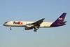 N772FD Boeing 757-222SF c/n 24840 Phoenix-Sky Harbor/KPHX/PHX 17-11-16