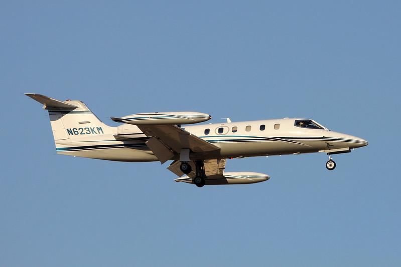 N623KM Learjet 35A c/n Learjet 35A  Tucson IAP/KTUS/TUS 14-11-16