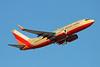 N792SW Boeing 737-7H4 c/n 27887 Phoenix-Sky Harbor/KPHX/PHX 15-11-16