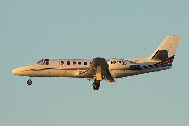 N819QS Cessna 560 Citation Encore+ c/n 560-0786 Phoenix-Sky Harbor/KPHX/PHX 17-11-16
