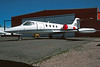 N9QM Learjet 25D c/n 25-286 Mesa-Falcon Field/KFFZ/FFZ 14-03-04 (35mm slide)
