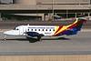 "N168AZ Beech 1900D ""Arizona Express Airlines"" c/n UE-68 Phoenix-Sky Harbor/KPHX/PHX 12-03-04 (35mm slide)"