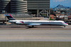 N933DL Douglas MD-88 c/n 49720 Phoenix-Sky Harbor/KPHX/PHX 14-03-04 (35mm slide)