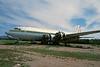 "N4885C Douglas DC-7B ""T&G Aviation"" c/n 45314 Chandler-Memorial 13-03-04 (35mm slide)"