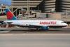 N807AW Airbus A319-132 c/n 1064 Phoenix-Sky Harbor/KPHX/PHX 12-03-04 (35mm slide)