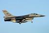 "J-004 (AZ) General Dynamics F-16AM Fighting Falcon ""Royal Netherlands Air Force"" c/n 6D-160 Tucson IAP/KTUS/TUS 14-11-16"