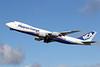 JA13KZ Boeing 747-8KZF c/n 36138 Los Angeles/KLAX/LAX 25-01-18