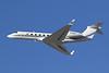 N34HS Gulfstream G550 c/n 5514 Los Angeles/KLAX/LAX 25-01-18