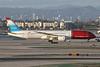 """G-CKLZ Boeing 787-9 """"Norwegian Air UK"""" c/n 38774 Los Angeles/KLAX/LAX 25-01-18 """"Unicef"""""""