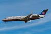 N908SW Canadair Regional-Jet 200LR c/n 7540 Los Angeles/KLAX/LAX 08-03-04 (35mm slide)