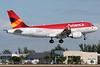 HK-4553-X Airbus A319-115 c/n 3467 Miami/KMIA/MIA 04-12-08