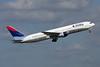 N126DL Boeing 767-332 c/n 24076 Fort Lauderdale - International/KFLL/FLL 06-12-08