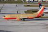 N344SW Boeing 737-3H4 c/n 24152 Fort Lauderdale-International/KFLL/FLL 02-12-08