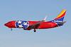 """N922WN Boeing 737-7H4 c/n 32461 Las Vegas-McCarran/KLAS/LAS 24-01-18 """"Tennessee One"""""""