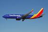 N8681M Boeing 737-8H4 c/n 36904 Las Vegas-McCarran/KLAS/LAS 13-11-16
