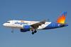 N311NV Airbus A319-111 c/n 2702 Las Vegas-McCarran/KLAS/LAS 13-11-16