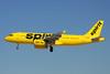 N605NK Airbus A320-232 c/n 4548 Las Vegas-McCarran/KLAS/LAS 13-11-16