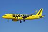 N644NK Airbus A320-232 c/n 7156 Las Vegas-McCarran/KLAS/LAS 13-11-16