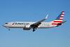 N965NN Boeing 737-823 c/n 33239 Las Vegas-McCarran/KLAS/LAS 13-11-16