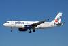 """N586JB Airbus A320-232 c/n 2160 Las Vegas-McCarran/KLAS/LAS 13-11-16 """"NY's Hometown Airline"""""""