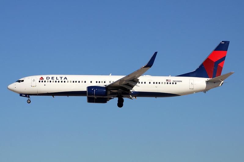 N828DN Boeing 737-923ER c/n 31939 Las Vegas-McCarran/KLAS/LAS 13-11-16