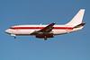 """N5176Y Boeing CT-43A """"EG & G Inc"""" c/n 20692 Las Vegas/KLAS/LAS 10-03-04 (35mm slide)"""