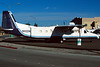 "N110DN Dornier Do.228-202 ""Martinaire"" c/n 8110 North Las Vegas/KVGT/VGT 10-03-04 (35mm slide)"