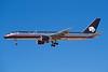 """N805AM Boeing 757-2Q8 """"Aeromexico"""" c/n 26272 Las Vegas/KLAS/LAS 11-03-04 (35mm slide)"""