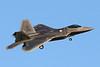"09-4182 (FF) Lockheed F-22A Raptor ""United States Air Force"" c/n 4182 Nellis/KLSV/LSV 02-02-18"
